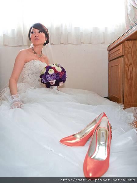 Mat520魔法天使婚禮紀錄&新娘秘書