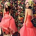 ab0052970韓式蕾絲韓版修身收腰魚尾新娘婚紗禮服秋冬季新款2608-2
