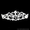 ea016600珍珠皇冠頭飾發飾水鑽新娘頭飾皇冠X030