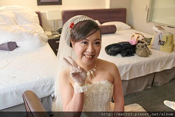 IMG_0483新娘秘書&自助婚紗—100年10月10日-怡婷+京威-百年好合
