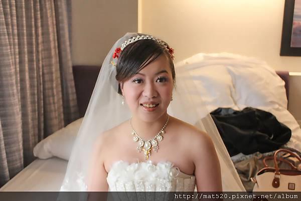 IMG_0487新娘秘書&自助婚紗—100年10月10日-怡婷+京威-百年好合