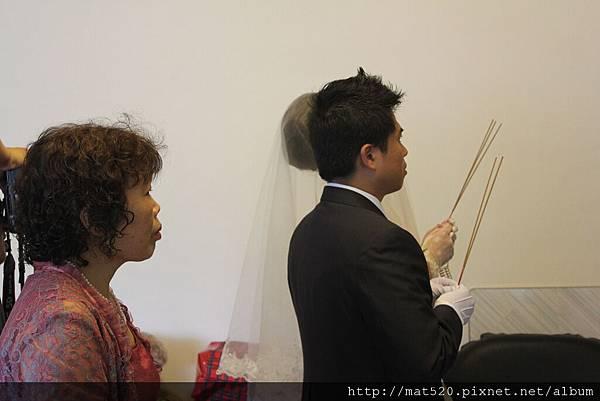IMG_0516新娘秘書&自助婚紗—100年10月10日-怡婷+京威-百年好合