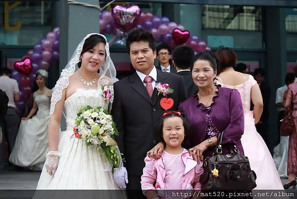 IMG_0550新娘秘書&自助婚紗—100年10月10日-怡婷+京威-百年好合