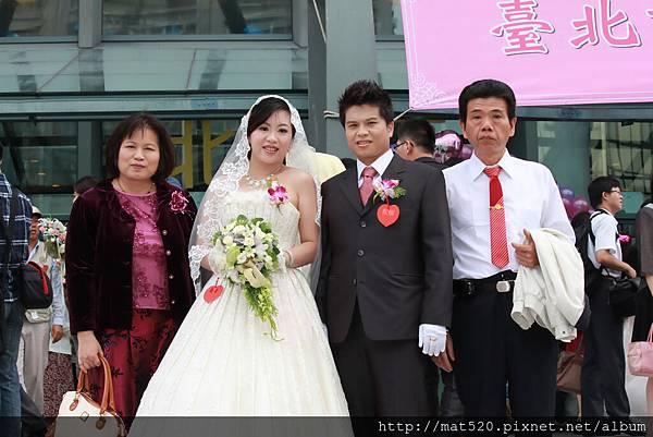 IMG_0568新娘秘書&自助婚紗—100年10月10日-怡婷+京威-百年好合