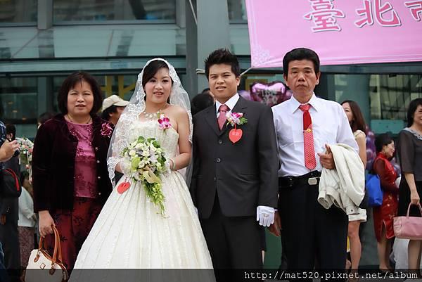 IMG_0572新娘秘書&自助婚紗—100年10月10日-怡婷+京威-百年好合