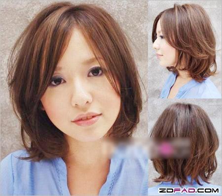 春夏14款最具人氣中長髮型(6)-中和魔法天使之家-精緻剪髮100元燙.染500元
