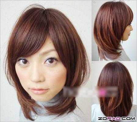 春夏14款最具人氣中長髮型(7)-中和魔法天使之家-精緻剪髮100元燙.染500元