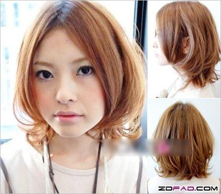 春夏14款最具人氣中長髮型(10)-中和魔法天使之家-精緻剪髮100元燙.染500元