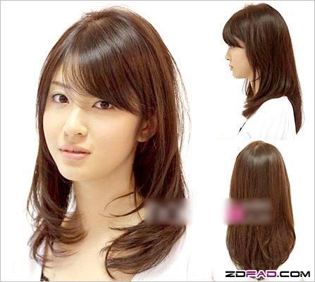 春夏14款最具人氣中長髮型(13)-中和魔法天使之家-精緻剪髮100元燙.染500元