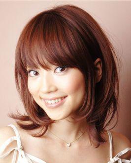 日系最流流行髮型 中長髮型盡顯優雅女人味(2)-中和魔法天使之家-精緻剪髮100元燙.染500元