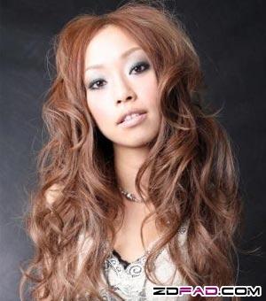 最新流行的14款柔美長卷髮(7)-中和魔法天使之家-精緻剪髮100元燙.染500元