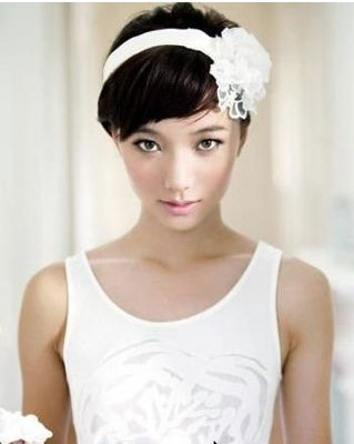 新娘髮型27