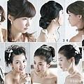 新娘髮型30