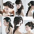 新娘髮型31