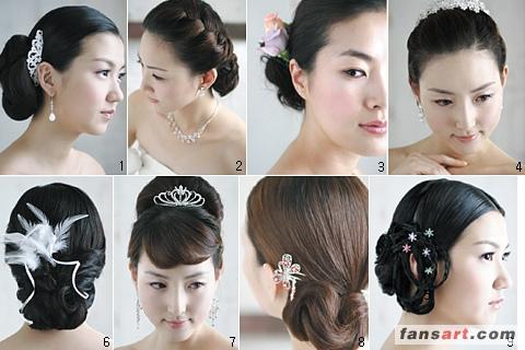 新娘髮型32