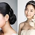 新娘髮型35