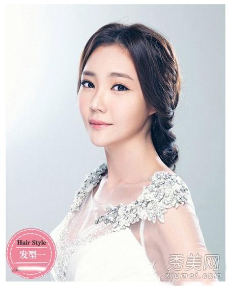 新娘髮型40