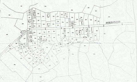 瑪雅平台個別重建圖