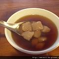東海商圈--豆子-熱薑湯芋圓