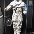 太空衣呢!