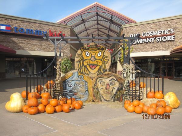 woodburn mall!
