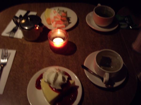我們的cheesecake