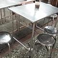 好台灣的桌椅~