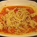 辣番茄pasta