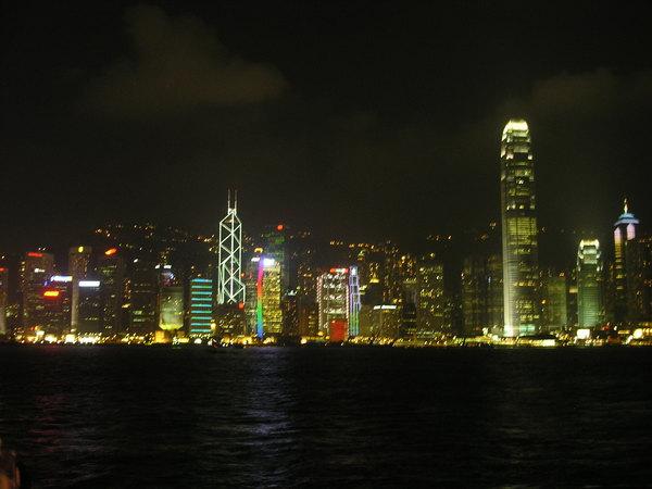 night of HK