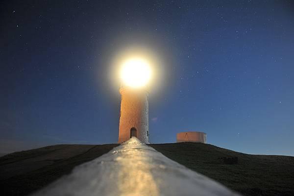 東莒-東犬燈塔夜景