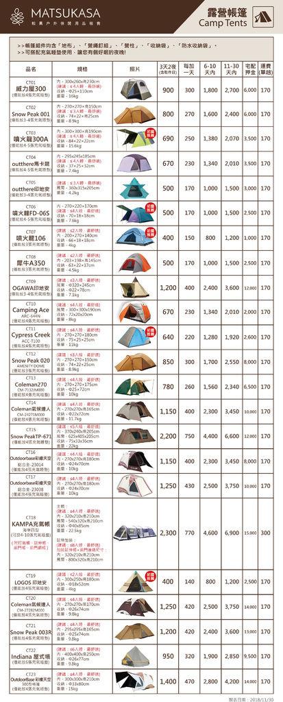 松果租金表(20181130)網路使用-露營帳篷.jpg