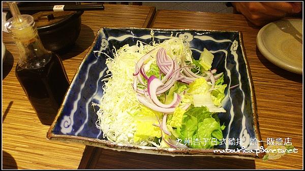 九州杏子日式豬排統一阪急店-04