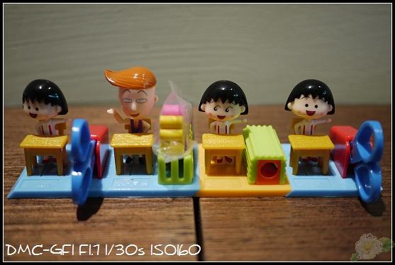 2010-07-17 好學文具社櫻桃小丸子趣味文具公仔