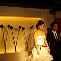 spotlight下的新娘