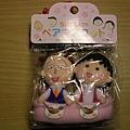 毛媽從日本帶回來的禮物
