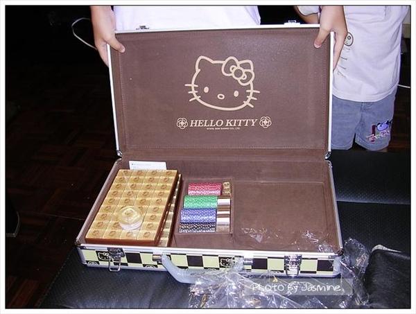 精美的Kitty手提箱