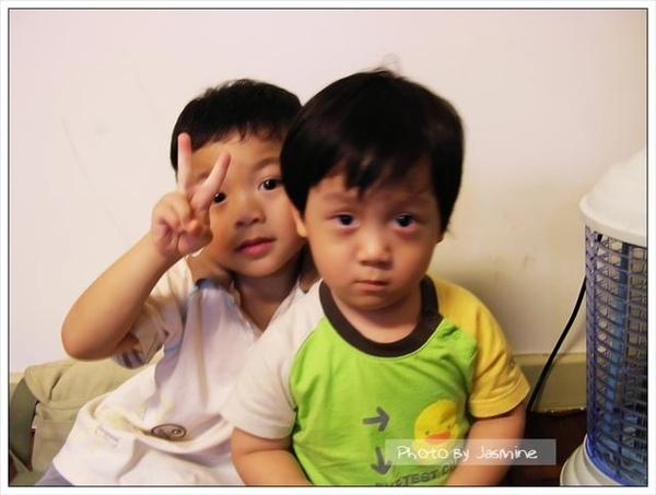 哥哥和弟弟
