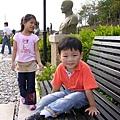 雕塑公園_就是放蔣公雕像的公園啦