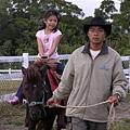 騎馬美少女