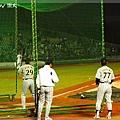 #29森野將彥(Morino Masahiko)打擊練習中