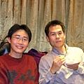 2006-01-03 市民尾牙_二胡首席與去年組長