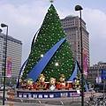 2004 三越聖誕樹