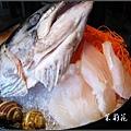 季節魚頭海鮮主餐