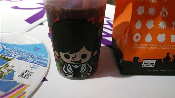 可樂杯是可愛的湯川老師