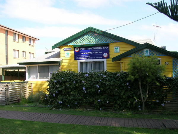 Port  Macquarie YHA
