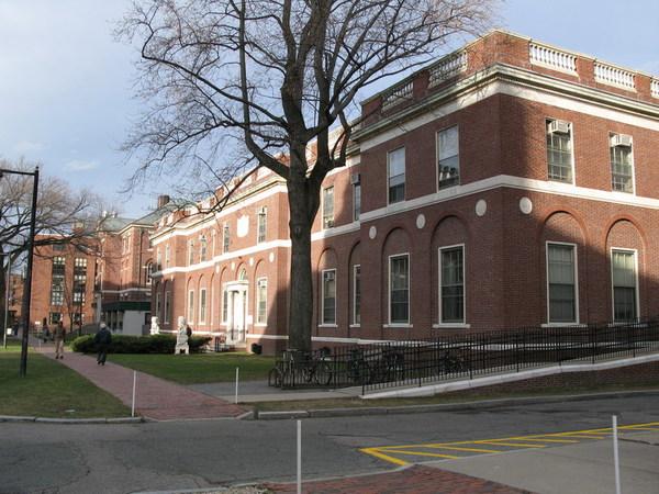 哈佛大學燕京圖書館