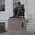 傳說的哈佛大學創辦人