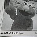 MATTEL的ELMO