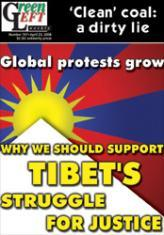 Tibet's struggle for justice