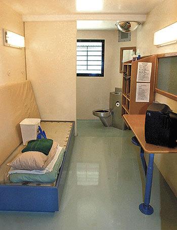 澳洲昆士蘭重刑犯的牢房